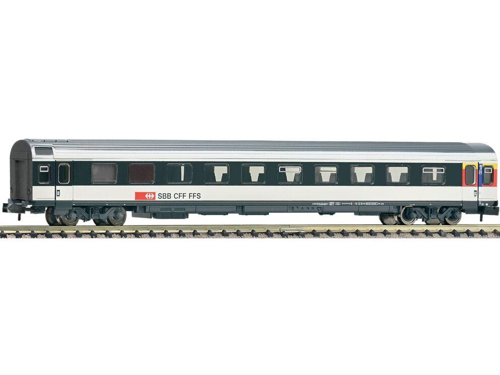 N 1//160 Fleischmann 813908 Voiture de 2ème classe SBB-CFF