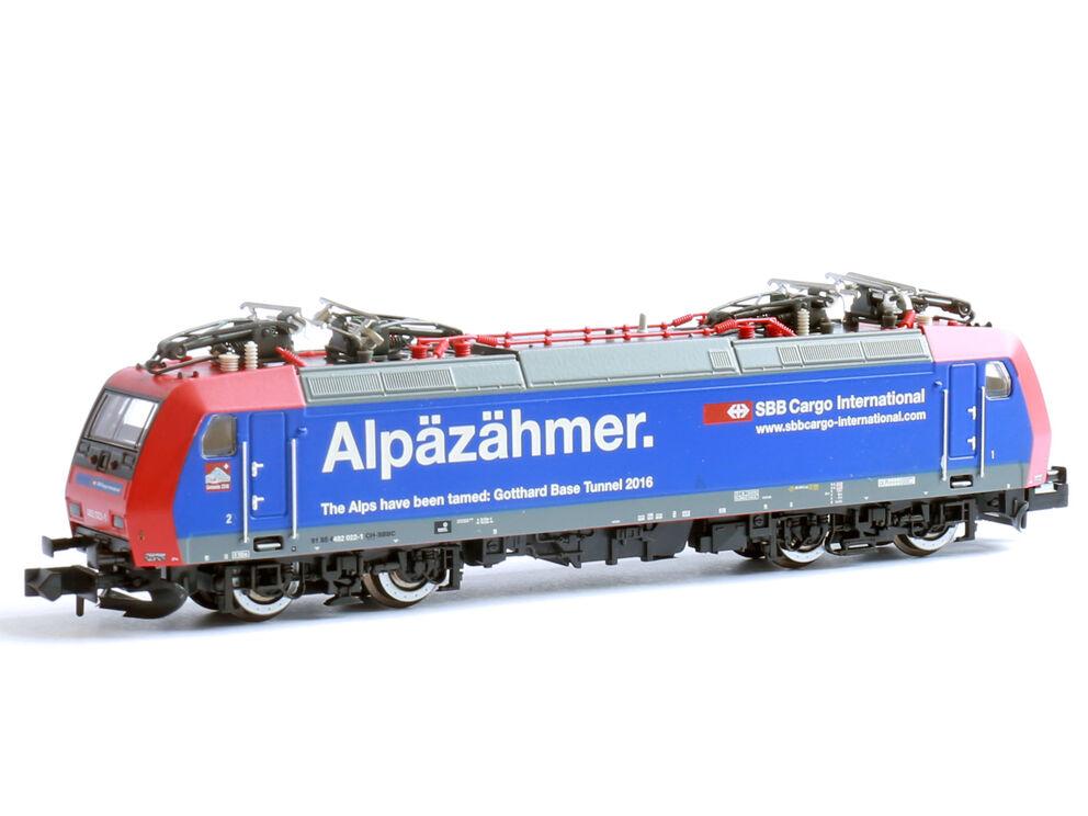 E-Lok 111 003-0 der DB Ersatz Dachstromabnehmer Minitrix 12062