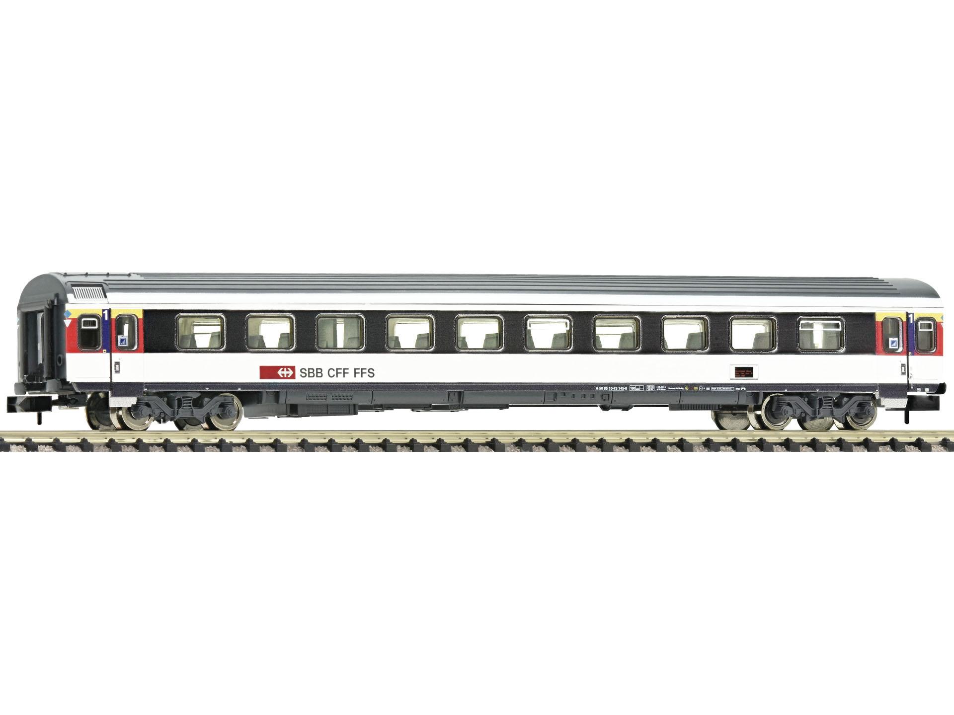 E3479 Fleischmann 1x drehfestell FIAT pour SBB voiture 890201 890306 890206 etc