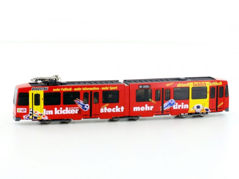 SX Hobbytrain h14907s-DCC Sound tram m6 BoGeStra Kicker-Spur N