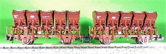 Bild 4 Wagen des Flm- Sets